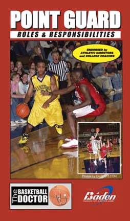 The Point Guard Roles & Responsibilities Basketball Training DVD