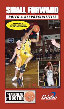 The Small Forward - Basketball Training Video (VHS)