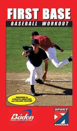 First Base Workout  Baseball Training DVD