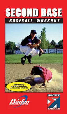 Second Base Workout Baseball Training DVD