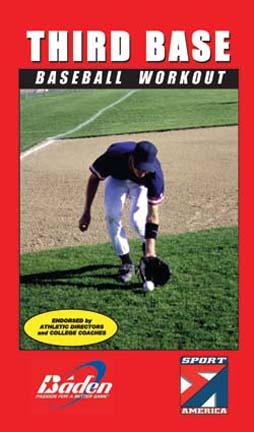 Third Base Workout Baseball Training DVD