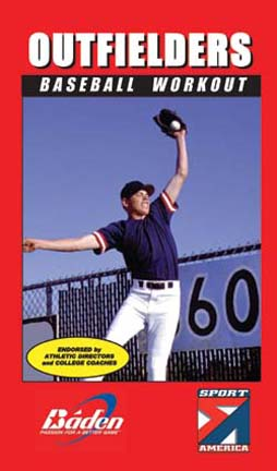 Outfielders Workout (DVD)