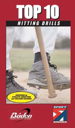 Top 10 Hitting Drills Baseball Training DVD