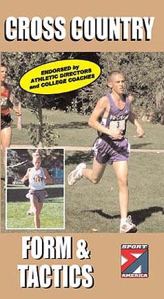Cross Country:  Form and Tactics Sports Training Video (VHS)