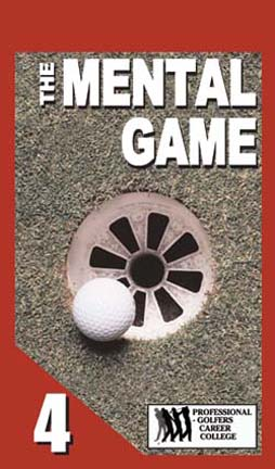 The Mental Game Video VHS