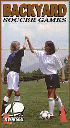 Backyard Soccer Games (Video) (VHS)