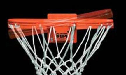 SlamDunk® Precision 180 Basketball Rim from Spalding