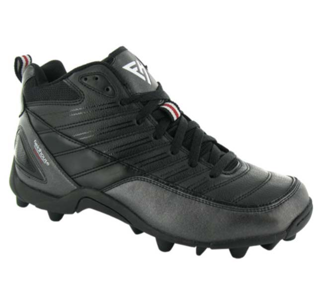 Youth Blitz Mid Football Cleat Shoes