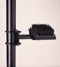 Vertical Post Mount with Brush for Alternative Spike Shoes STAN-14950