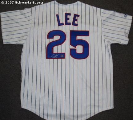 Autograph | Athletic | Baseball | Replica | Chicago | Jersey | Cub | MLB