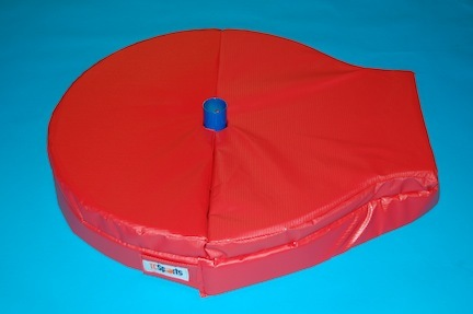 Protective Base Pad (for use with Round Game Standards)