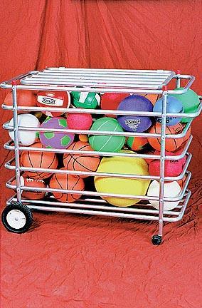 Heavy Duty Security Ball Locker