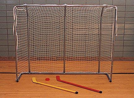 """Replacement Net for 46""""H x 58""""W x 18""""D Mid-Size Hockey Goal"""