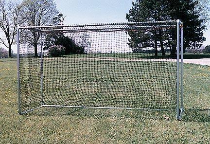 4'D x 12'W x 7'H Field Hockey / Mini Soccer Goal - One Pair