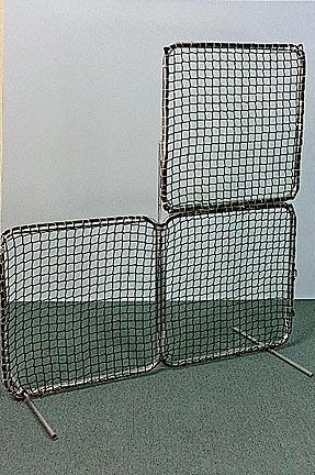 Replacement Net for Folding Pitcher's Protector (Net Only)