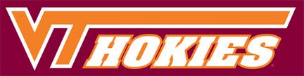 Virginia Tech Hokies NCAA 8-Foot Banner