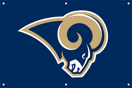 St. Louis Rams NFL Fan Banner TPA-TGRM