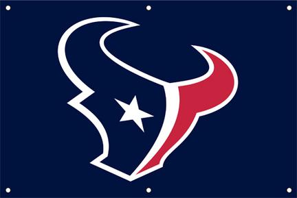 Houston Texans NFL Fan Banner