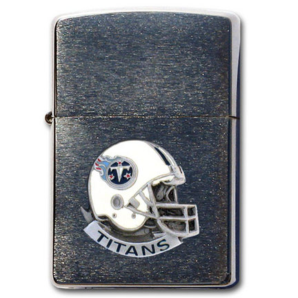 Tennessee Titans Zippo Lighter with Helmet Emblem SKY-ZF185