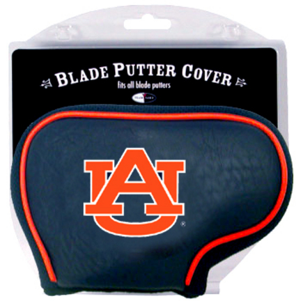 Auburn Tigers Golf Blade Putter Cover (Set of 2)