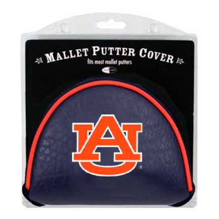 Auburn Tigers Golf Mallet Putter Cover (Set of 2)