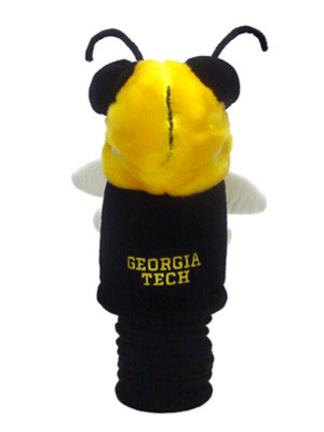 Team Golf 21213 - Georgia Tech Yellow Jackets Mascot Headcover: 21213 Golf Accessory - Golf Accessories