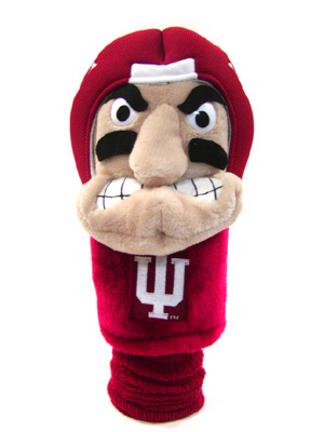 Indiana Hoosiers Mascot Golf Club Headcover