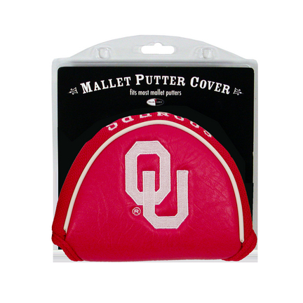 Oklahoma Sooners Golf Mallet Putter Cover (Set of 2)