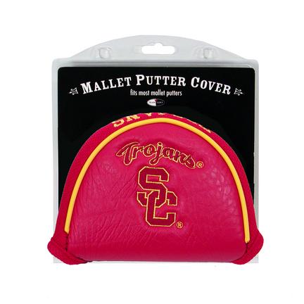 USC Trojans Golf Mallet Putter Cover (Set of 2)