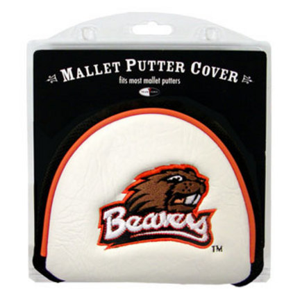 Oregon State Beavers Golf Mallet Putter Cover (Set of 2)
