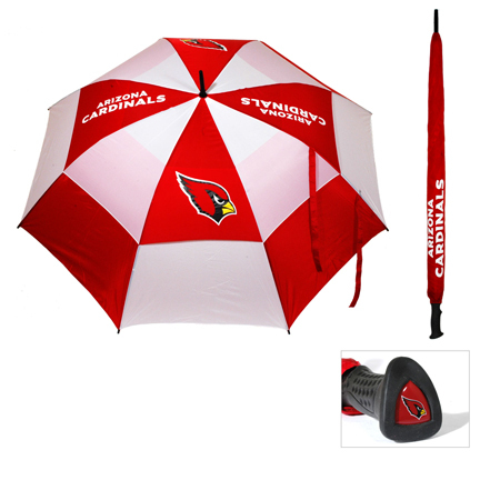 "Arizona Cardinals 62"" Golf Umbrella"