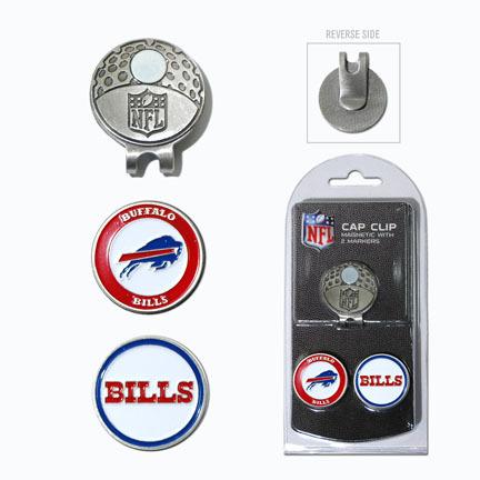 Buffalo Bills Golf Cap Clip