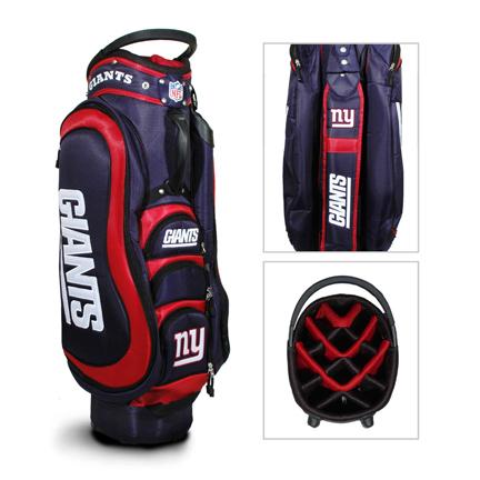 New York Giants Medalist Cart Golf Bag