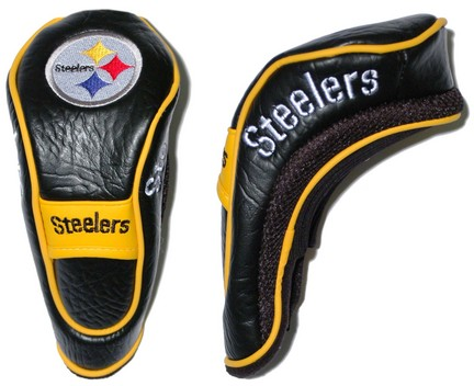 Pittsburgh Steelers Hybrid / Utility Golf Headcover