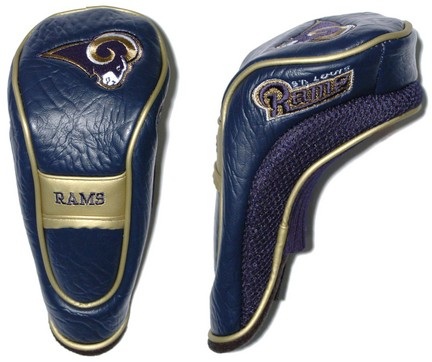 St. Louis Rams Hybrid / Utility Golf Headcover