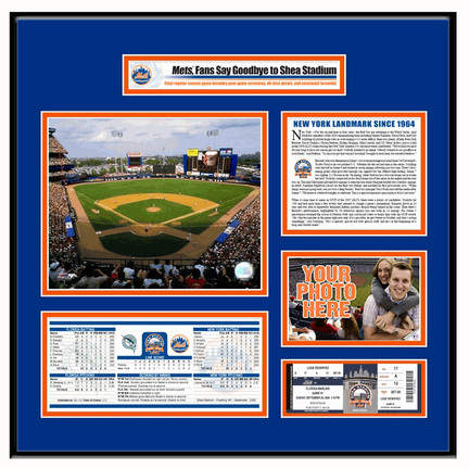 Mets Picture Frame New York Mets Picture Frame Mets