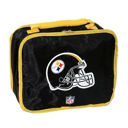 Concept One Pittsburgh Steelers Lunch Box TNT-804371900453