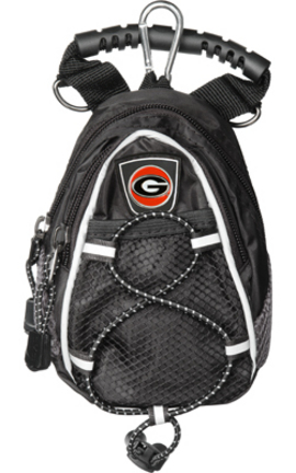 Georgia Bulldogs Black Mini Day Pack (Set of 2) TTU-LW-CO3-GAB-MDP