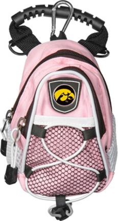 Iowa Hawkeyes Pink Mini Day Pack (Set of 2)