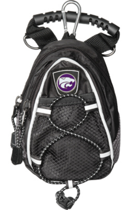 Kansas State Wildcats Black Mini Day Pack (Set of 2) TTU-LW-CO3-KSW-MDP