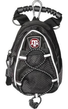 Texas A & M Aggies Black Mini Day Pack (Set of 2)