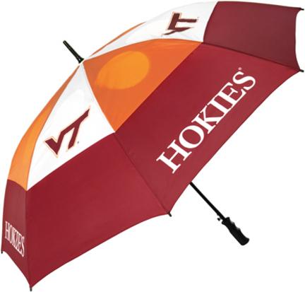 Virginia Tech Hokies 62 inch Golf Umbrella