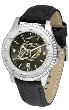 Army Black Knights Competitor AnoChrome Men's Watch with Nylon/Leather Band