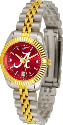 Alabama Crimson Tide Ladies Executive AnoChrome Watch