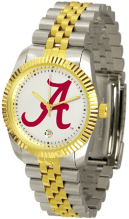"Alabama Crimson Tide ""The Executive"" Men's Watch"