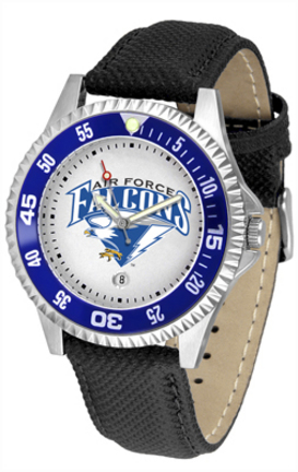 Air Force Academy Falcons Competitor Men's Watch by Suntime