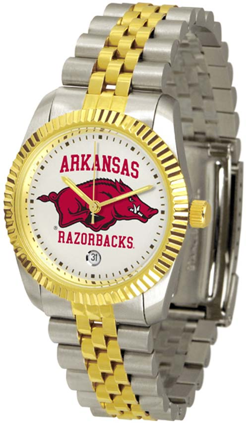 Arkansas Razorbacks Executive Men's Watch