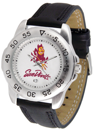 Arizona State Sun Devils Gameday Sport Men's Watch by Suntime