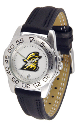 Appalachian State Mountaineers Ladies Sport Watch with Leather Band