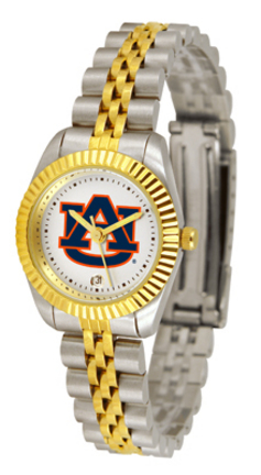 Auburn Tigers Ladies' Executive Watch by Suntime